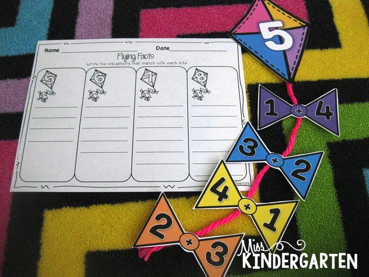 Miss Kindergarten: Throwback Thursday {Spring Centers}