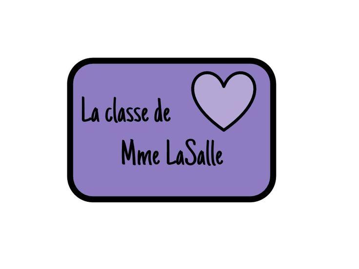 Vous cherchez des idées ou des ressources pour l'enseignement du français (et du français langue seconde) au primaire? Suivez-moi sur ma page Facebook!