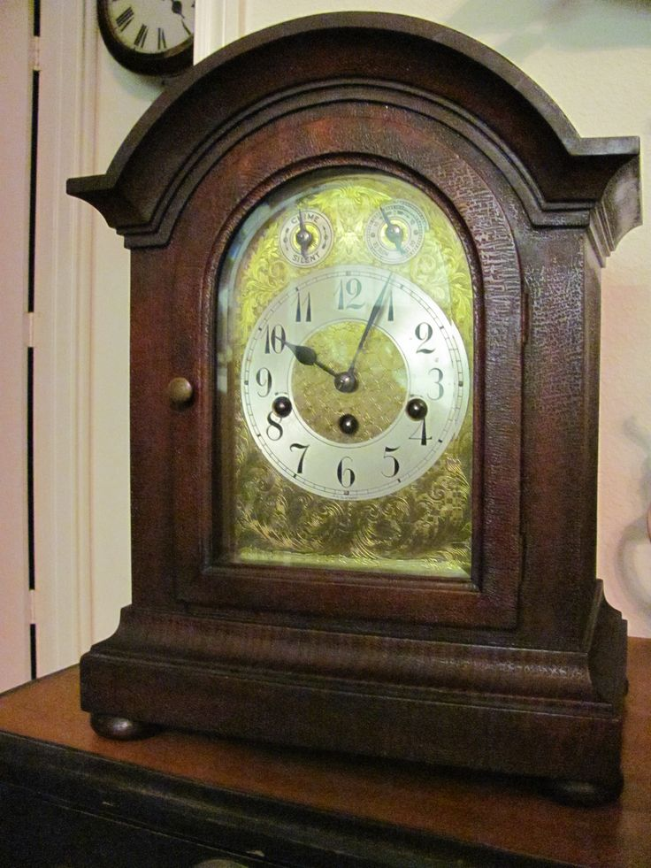 This Old Clock Reminds Me Of When Gatsby Broke The Clock