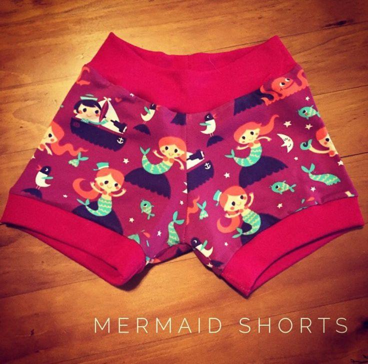 Mermaid Shorts