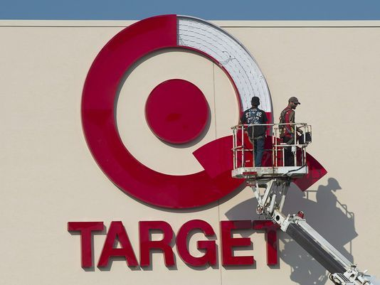 Jan 15 Target to shutter all stores in Canada. Target Canada currently has 133 stores across the country and employs approximately 17,600 people, To ensure fair treatment of Target Canada employees, Target said it is seeking the court's approval to voluntarily make cash contributions of about $59 million into an employee trust. Under the proposed trust, nearly all Target Canada-based employees would receive a minimum of 16 weeks of compensation, including wages and benefits coverage.