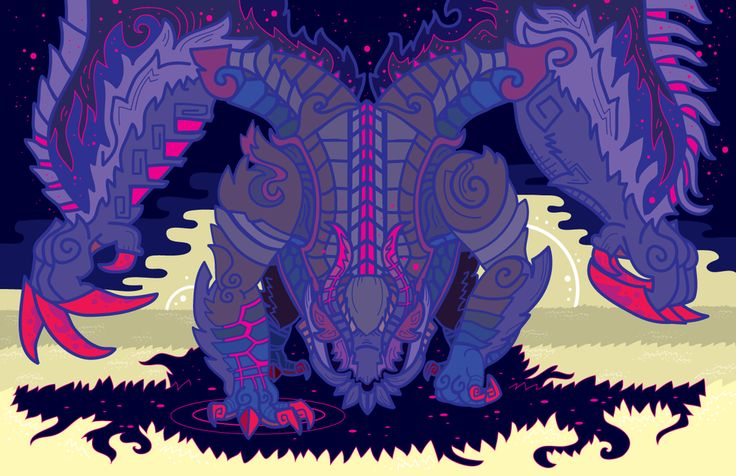 Had a lot of fun with this one (always love working with magenta). I did a lot of mixing symmetry, asymmetry and general weird shapes to kinda represent him bursting and unraveling from his cocoon....
