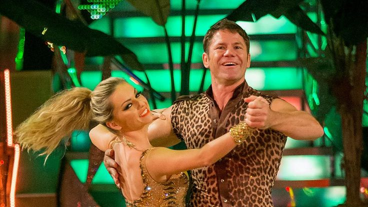 BBC One - Strictly Come Dancing - Ola Jordan