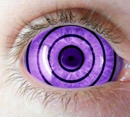 Rinnegan Contact Lenses