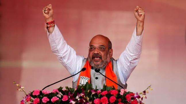 WATCH | Amit Shah mimics Rahul Gandhi at Karnataka rally: 'Modiji aapne chaar saal mein kya kiya?'