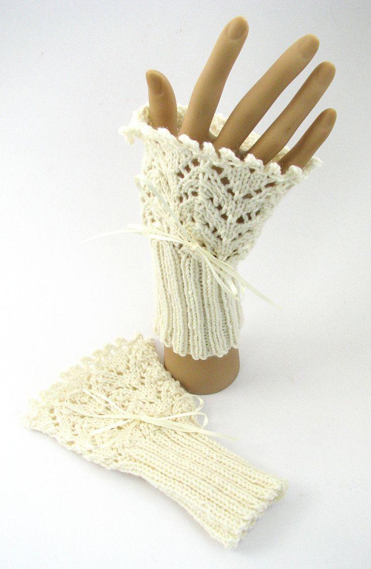 Fingerless Gloves Knitting Pattern Magic Loop : 176 best Handwear Knitting Patterns Gloves and Mittens ...