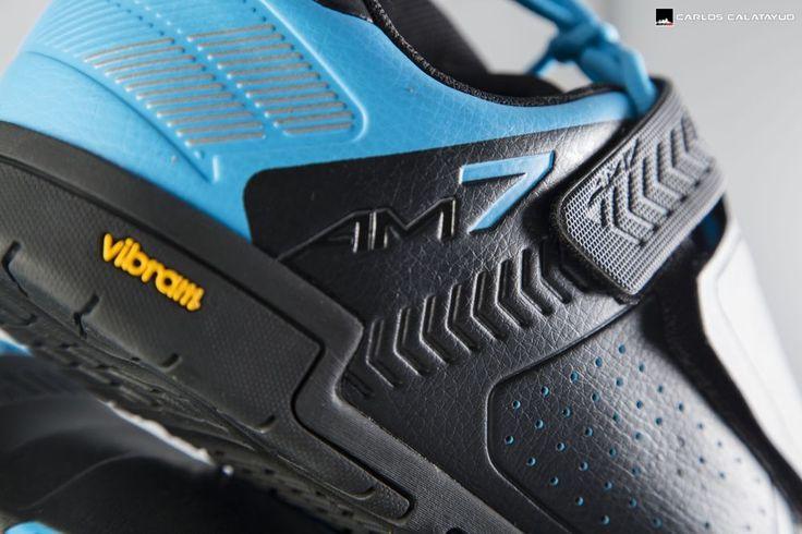 Zapatillas Shimano AM7 Banco De Pruebas