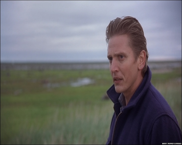 Barry Pepper is amazing in The Snow Walker