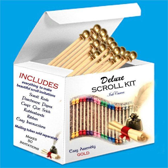fff9b637394c95f1d58aa63ccd8d6724 invitation kits diy invitations best 25 scroll invitation ideas on pinterest,Diy Scroll Invitations