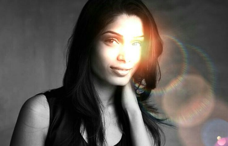 "Freida Pinto as Jasmine Bloodhaven in ""Masters of Elements"""