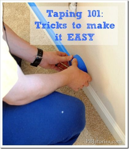 Painting #Tips, Tricks and Must Haves #DIY