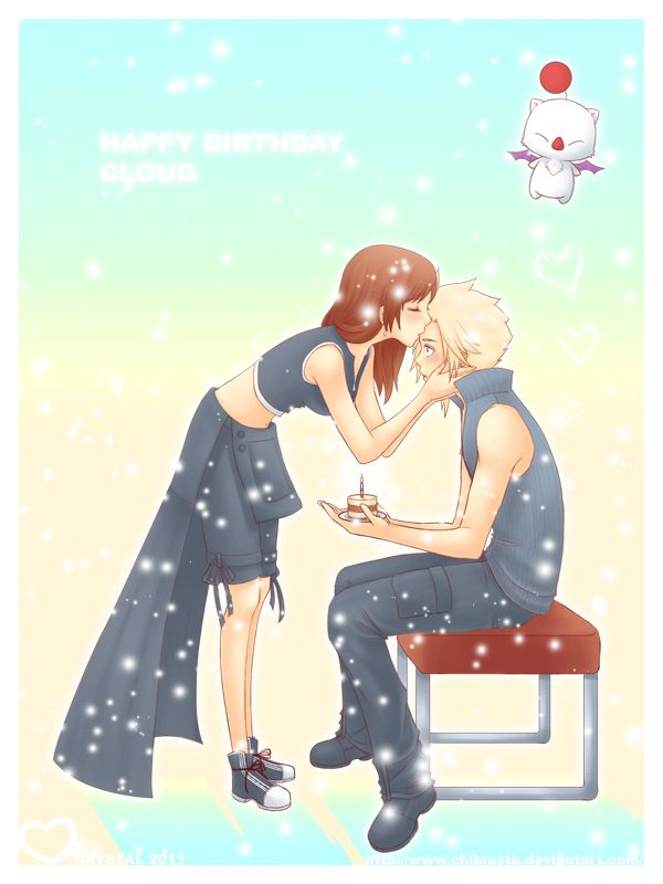 1000+ images about Final Fantasy VII - Shipping: Cloud and ...  Final Fantasy Cloud And Tifa Fanfiction