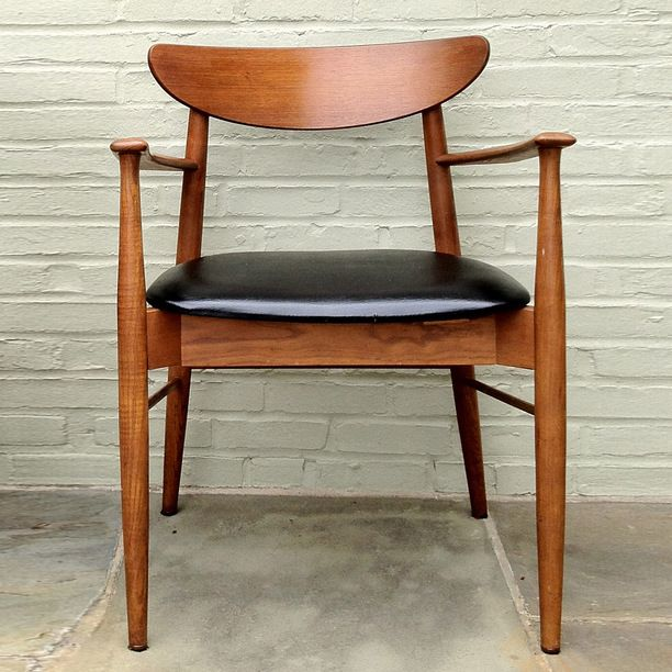 This Is The Base Design For Hamletu0027s Chair    The Height Would Be At About.  Danish Modern FurnitureTeak ...