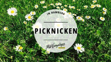 Parks zum Picknicken in Hamburg. Mit den ersten Sonnenstrahlen startet nun endlich die Picknicksaison. Damit ihr nicht ratlos in den Startlöchern harren müsst, haben wir hier 11 Tipps