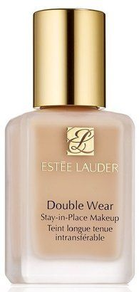 Double wear by Estee Lauder is an amazing full coverage foundation that doesn't look cakey! #affiliate