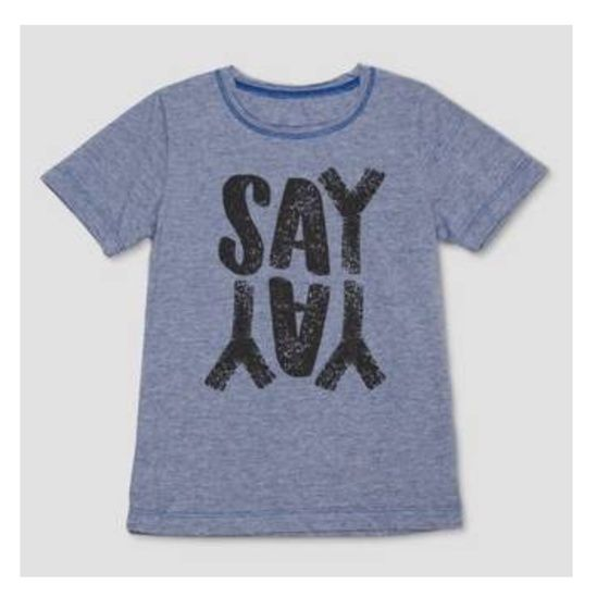 Say YAY! Obviously a favorite T-shirt in our house...😉 #spreadtheyay