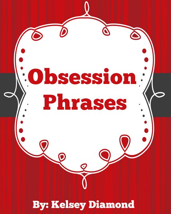 Obsession Phrases | Green Sales