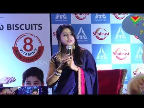 Actress Sneha speaks about Child health and Goodness of Milk | TSN