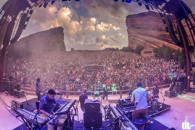 Red Rocks Money Shot