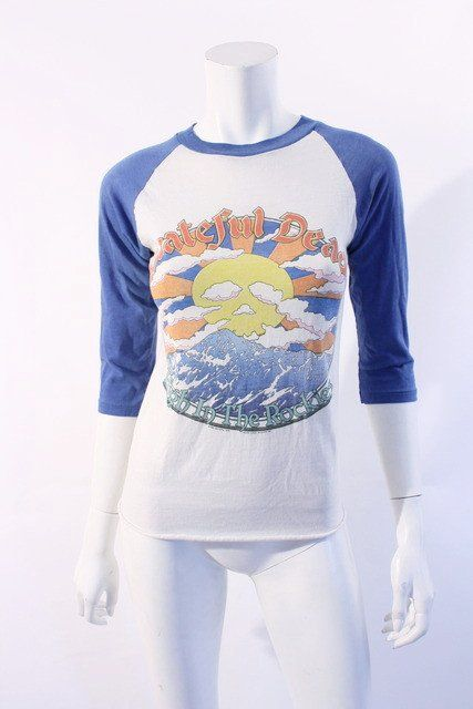 Vintage Grateful Dead High in the Rockies T-Shirt at Rice and Beans Vintage