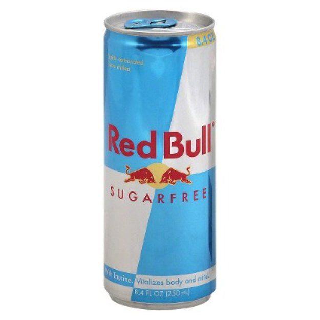 Red Bull Sugar Free Energy Drink 8.4 oz, 4 pk