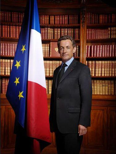 Nicolas Sarkozy Président de 2007 à 2012