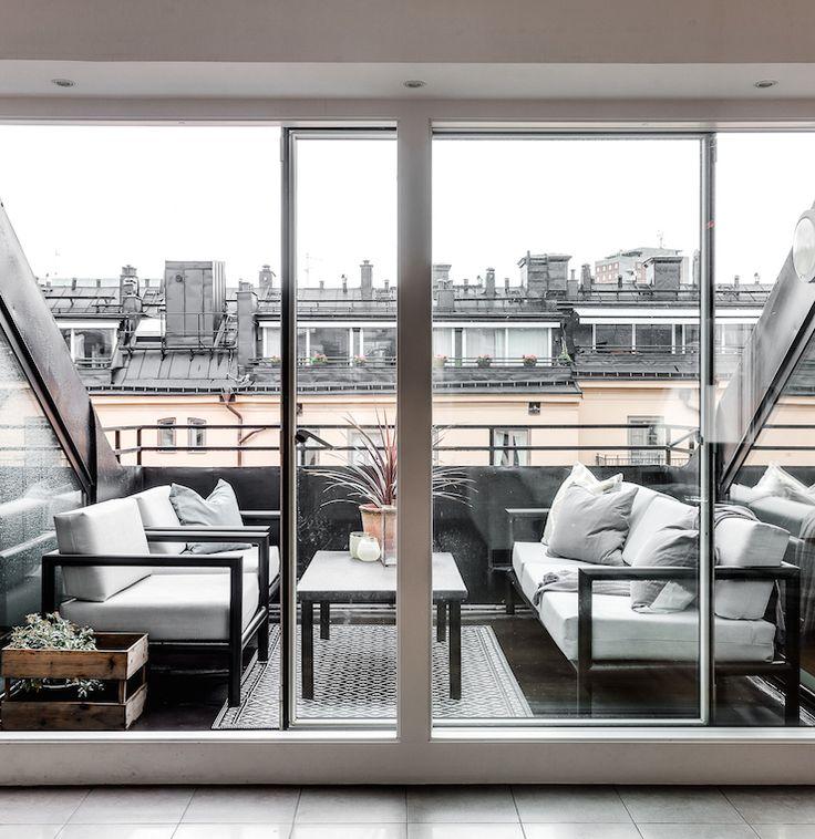 die 25 besten ideen zu dachterrasse auf pinterest terrasse dach und dachterrasse. Black Bedroom Furniture Sets. Home Design Ideas