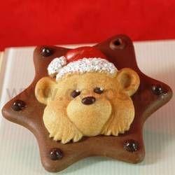 Christmas Chocolate Moulds www.decosil.eu - Stampi per decorazioni di Natale in cioccolato www.decosil.it