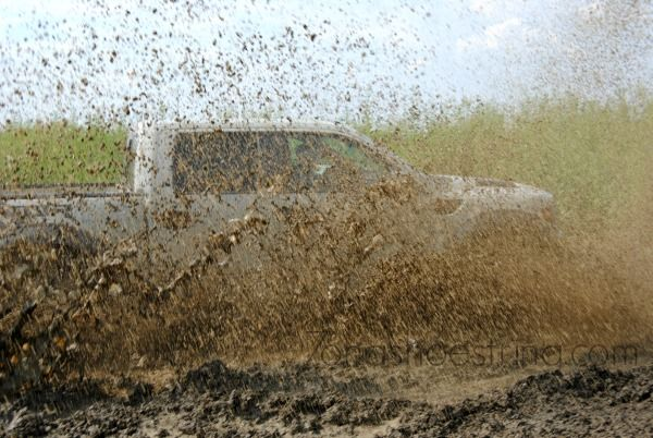 2013 Ford Raptor : Made to Have Mud on the Tires #FordTX