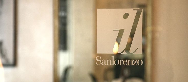 il San Lorenzo, Rome, Italy. Their raw fish dishes are really good.