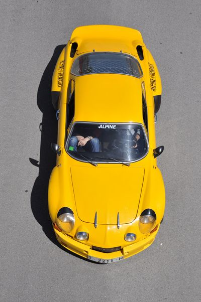 Renault Alpine. CLICK the PICTURE or check out my BLOG for more…