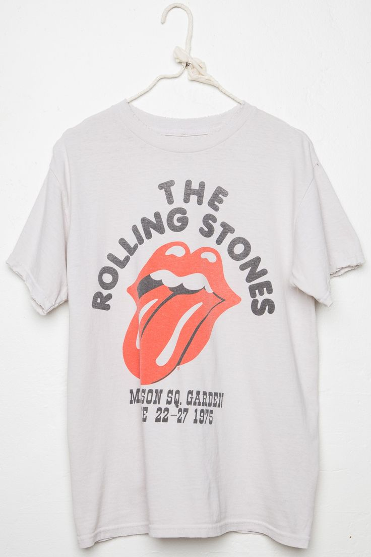 Design t shirt graphics online - Rolling Stones Tee Phairytale Phairytalestyle