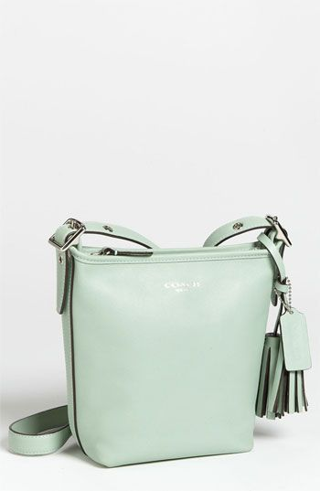 COACH 'Legacy - Mini' Leather Shoulder Bag available at Nordstrom