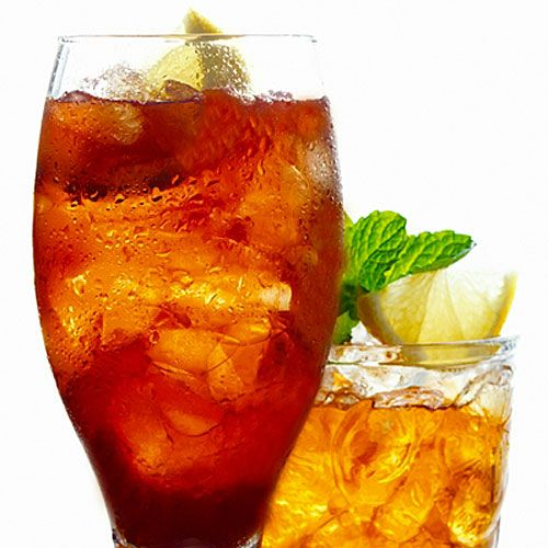 The basic Arnold Palmer recipe contains two main ingredients: iced tea and lemonade. The drink is made with 3 parts iced tea to 1 part lemonade.