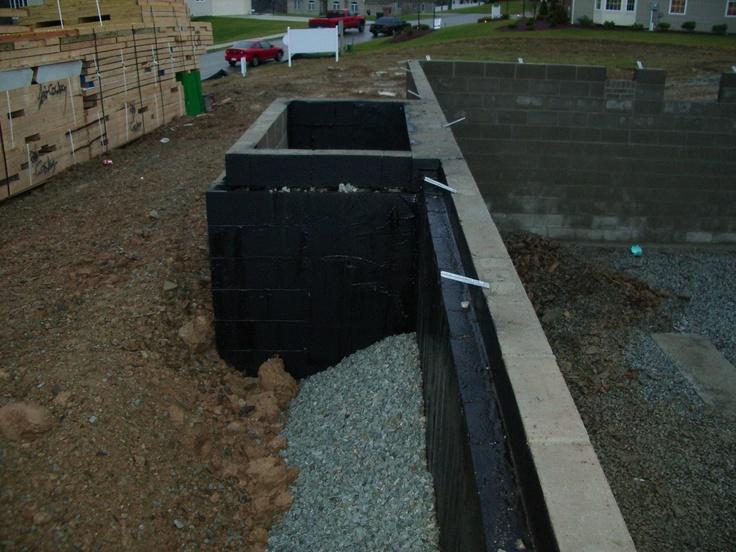 17 best images about under construction on pinterest for Best basement construction