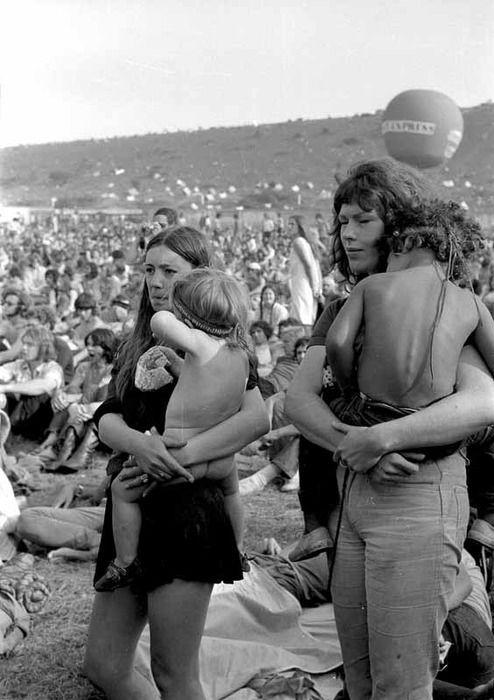 Woodstock mumma's. 1969