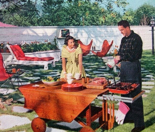 Backyard Cookout Menu: 1000+ Ideas About Retro Barbecue On Pinterest