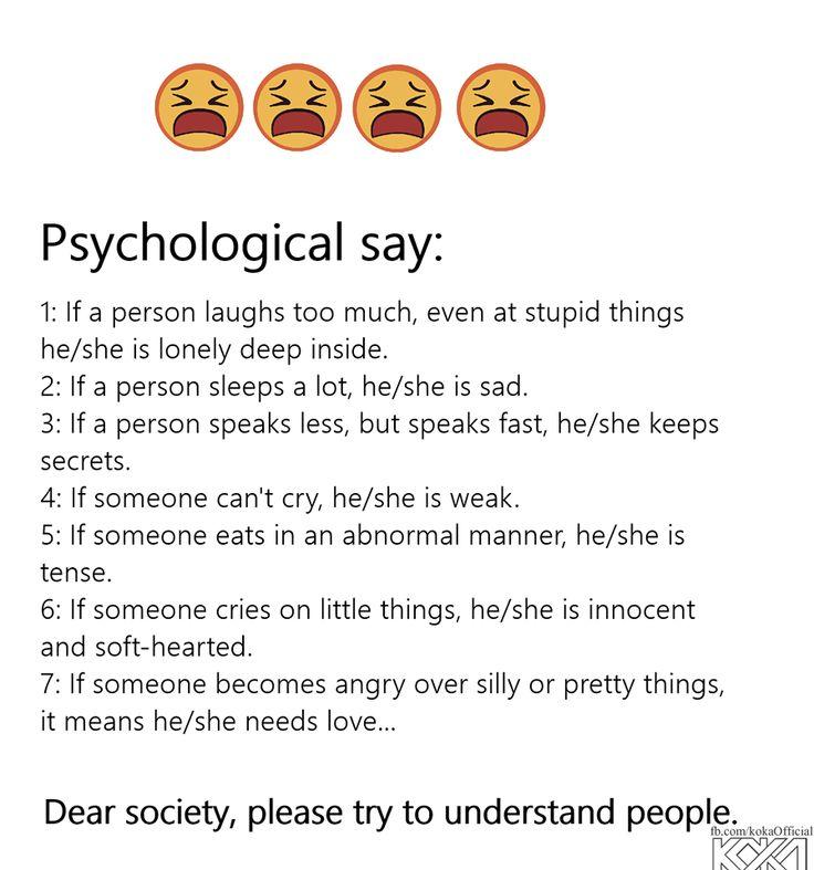 So Not True, Especially #4