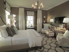HGTV Smart Home Master Bedroom