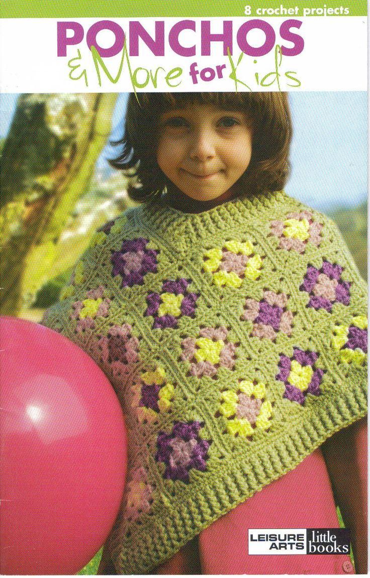 17 Best images about Crochet Ponchos on Pinterest ...