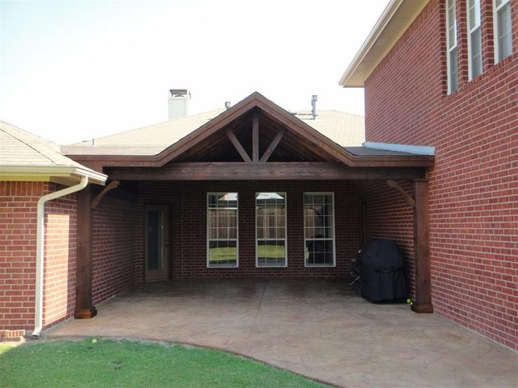2 Shed With Gable Patio Covers Gallery   Highest Quality Waterproof Patio  Covers In Dallas,
