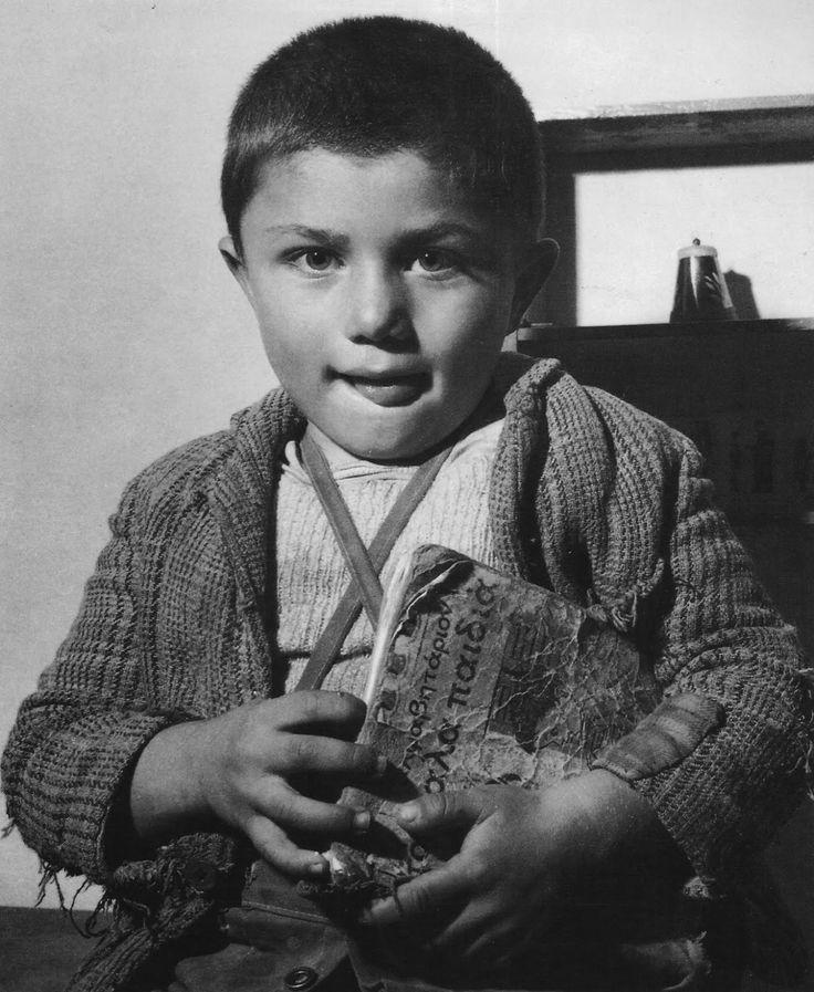 by Dimitris Harisiadis    Macedonia, Greece, 1951