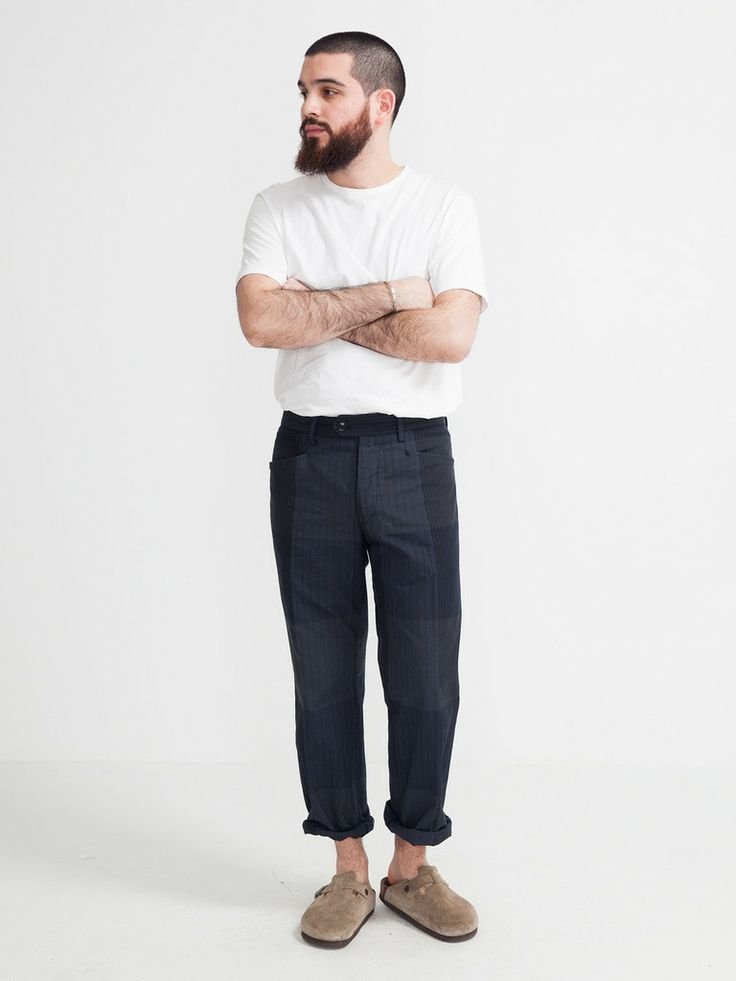 TS(S) L POCKET PANT