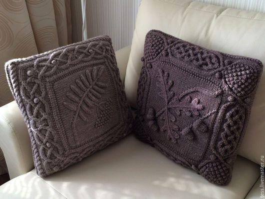 Текстиль, ковры ручной работы. Ярмарка Мастеров - ручная работа. Купить Диванные подушки