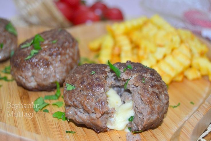 KAŞARLI KÖFTE TARİFİ #köfte #yemektarifleri #recipes