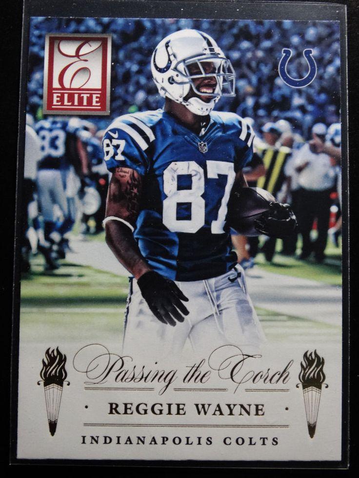 2016 Panini Donruss #6 Reggie Wayne Phillip Dorsett Colts Passing The Torch Card #IndianapolisColts