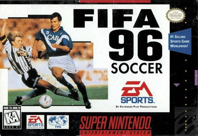 Play FIFA Soccer 96 Game on Super Nintendo SNES Online in your Browser. ➤ Enter and Start Playing NOW!