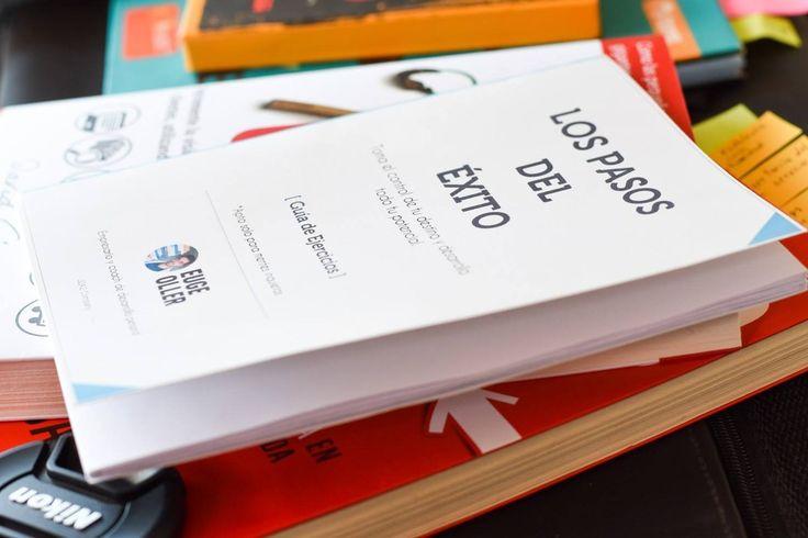 Increíble trabajo el de un participante (@jujo_avila) de mi curso de los paso del éxito! Si queréis participar en el curso os dejo un cupón del 40% de descuento en el link de mi perfil!  __ #libro #libros #leer #lector #motivación #desarrollo #biblioteca #libreria #lecturarecomendada