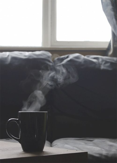 Perfect for the winter morning.