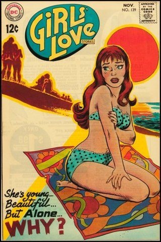 Vintage Comic Book - I don't know why, but I want to find this.